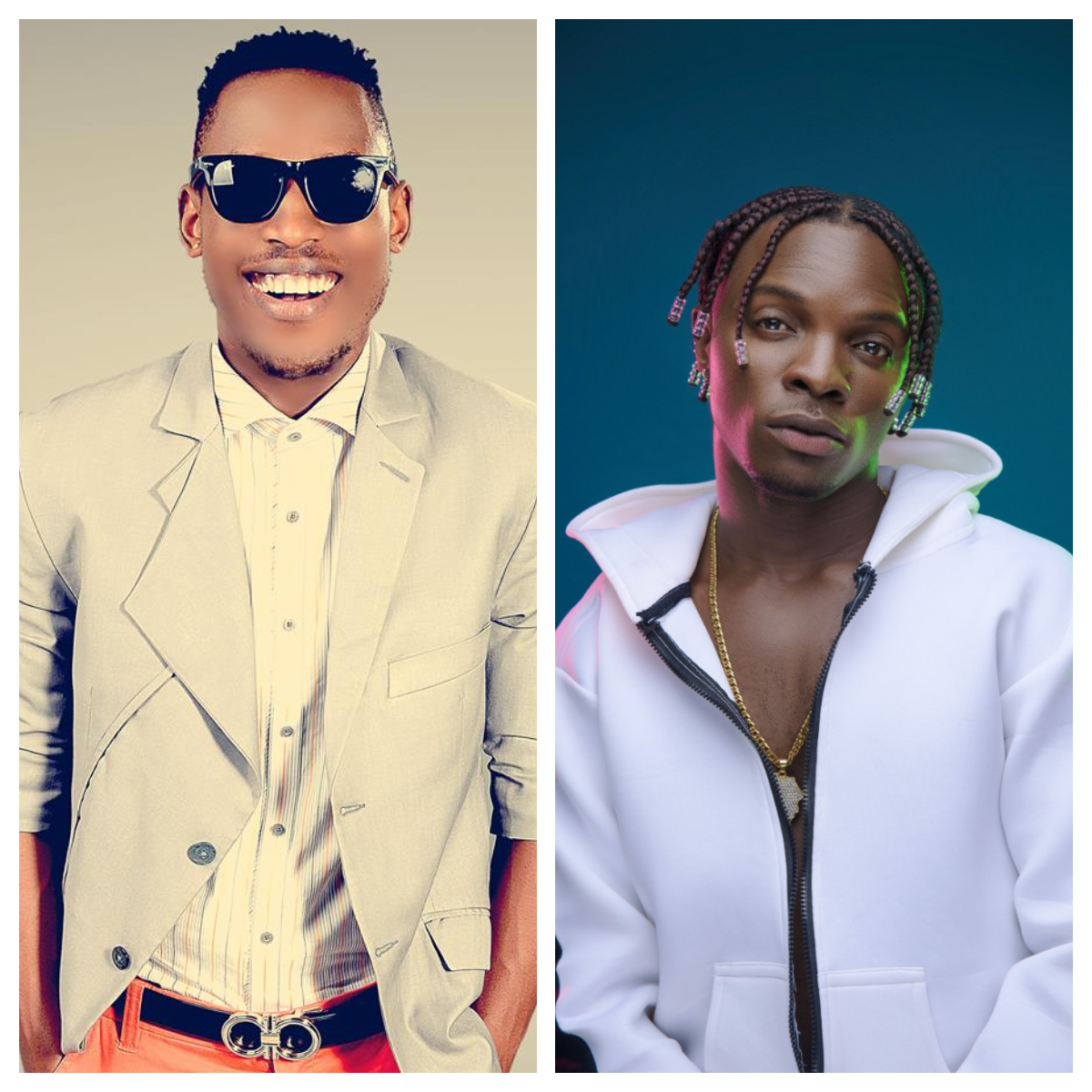 Vote for your favourite Artist, Mr 2Kay and Idaham's