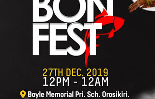10 Reasons why you should attend BonFest