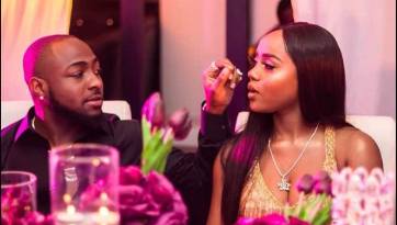 Davido's Fiancée, Chioma Recovers From The Coronavirus , Tests Negative Twice
