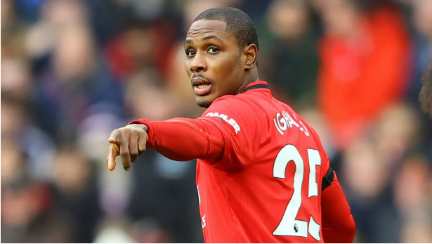 EPL: Ighalo reveals why Man Utd hasn't offered him permanent deal yet