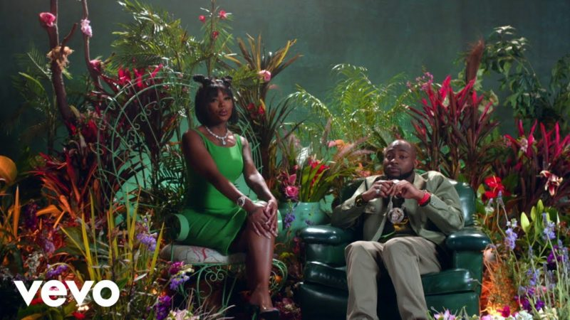Davido Ft. Summer Walker – 'D & G' (Official Video)
