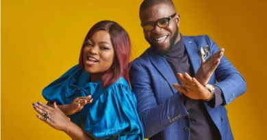 Funke Akindele, husband plead guilty to violating orders on COVID-19