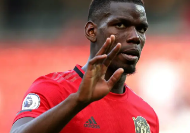 Pogba reveals those who asked him to leave Man Utd for Juventus