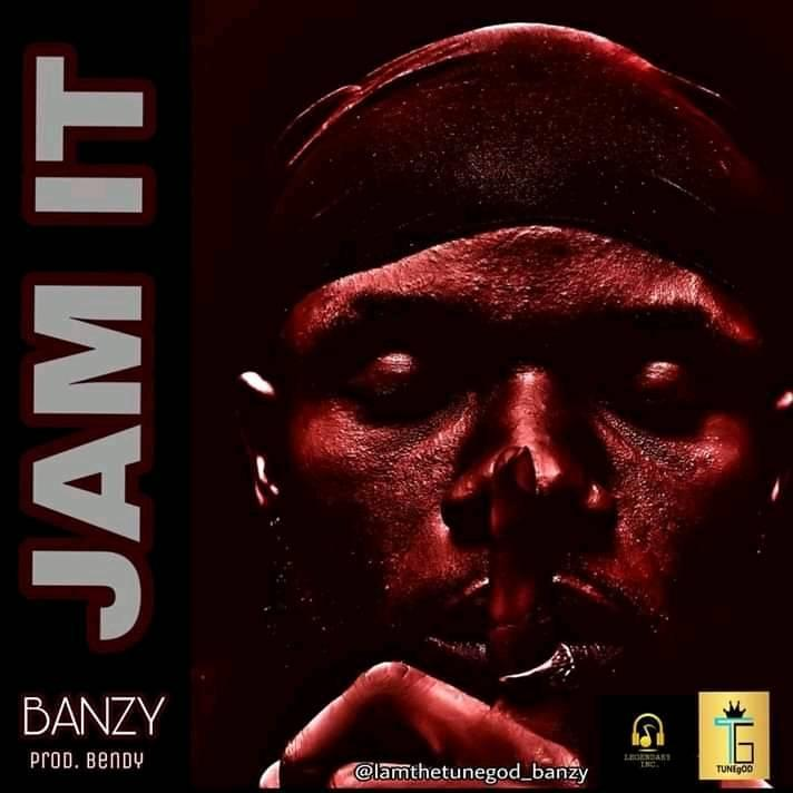 Official countdown to Banzy De TUNEgOD ''JAM IT''