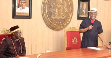 Gov. Wike issues warning to Bonny Kingdom
