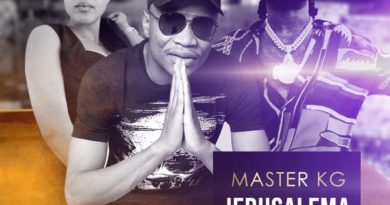 "Master KG – ""Jerusalema (Remix)"" ft. Burna Boy, Nomcebo Zikode"
