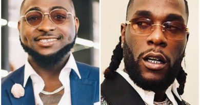 AFRICAN GIANT!! Burna Boy Finally Breaks Silence On His Beef With Davido (See What He Said)