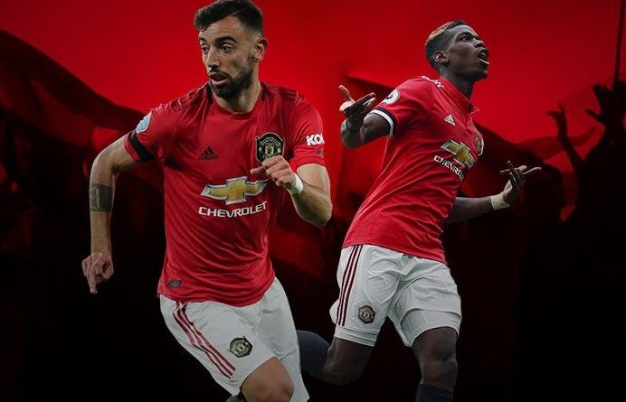 UNITED FANS!! How Will You Rate The Combination Of Bruno Fernandes And Paul Pogba In The Midfield?