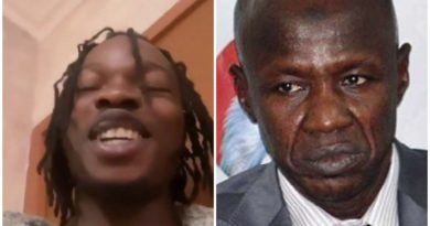"""Ole Ni Everybody"" Naira Marley Mocks EFCC Acting Chairman, Ibrahim Magu Over His DSS' Arrest"