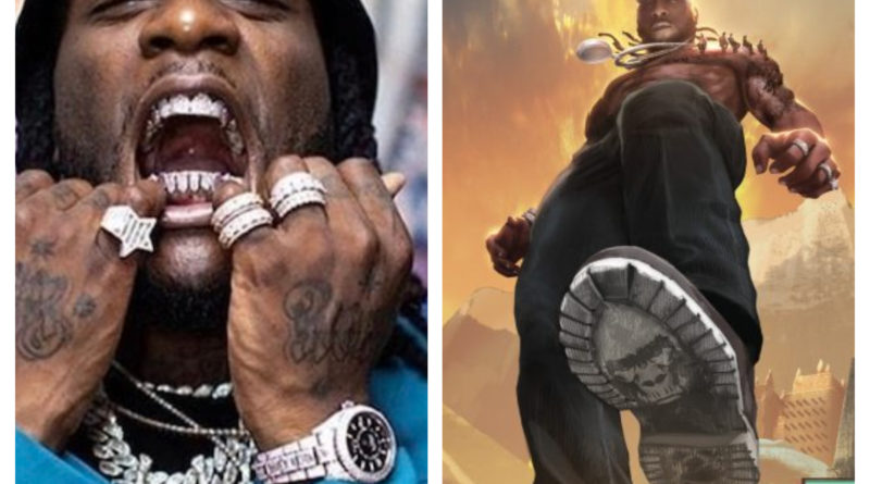 "OMG Naijaloaded say Burna Boy's ""Twice As Tall"" Album Is A Disappointment – DO YOU AGREE? see there f*cking reason"