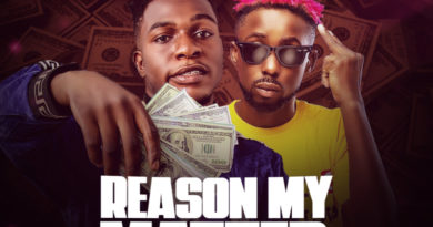 "B-Ranking – ""Reason My Matter"" ft. Erigga"