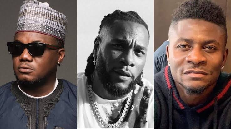 [Full Video] Burna Boy's Gang Stabbed CDQ During His Fight With Obafemi Martins