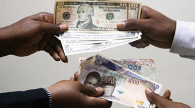 naira lowers real value